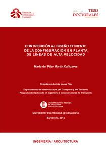 Documento de Diseño eficiente de la configuración en planta de líneas de alta velocidad