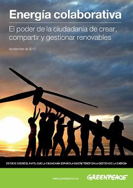 Documento de Energía colaborativa – Informe Greenpeace