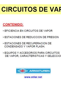 Documento de Circuitos de Vapor