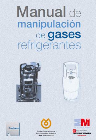 Documento de Manipulación de Gases Refrigerantes