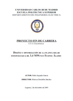 Documento de Proyecto Solar Fotovoltaico