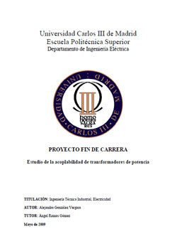 Documento de Transformadores de potencia