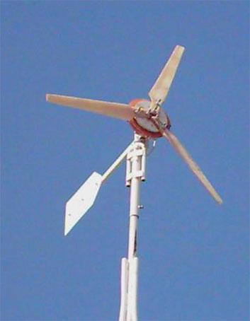 Documento de Fabricar una aerogenerador con materiales reutilizables