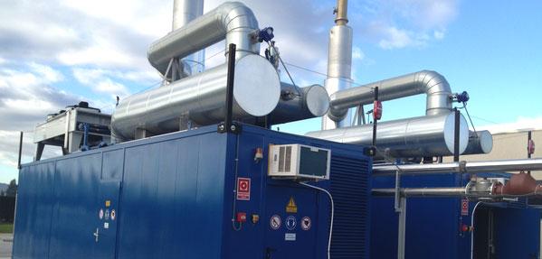 EMUASA implementa un nuevo sistema de cogeneración para reducir la Huella de Carbono en la depuración de aguas residuales