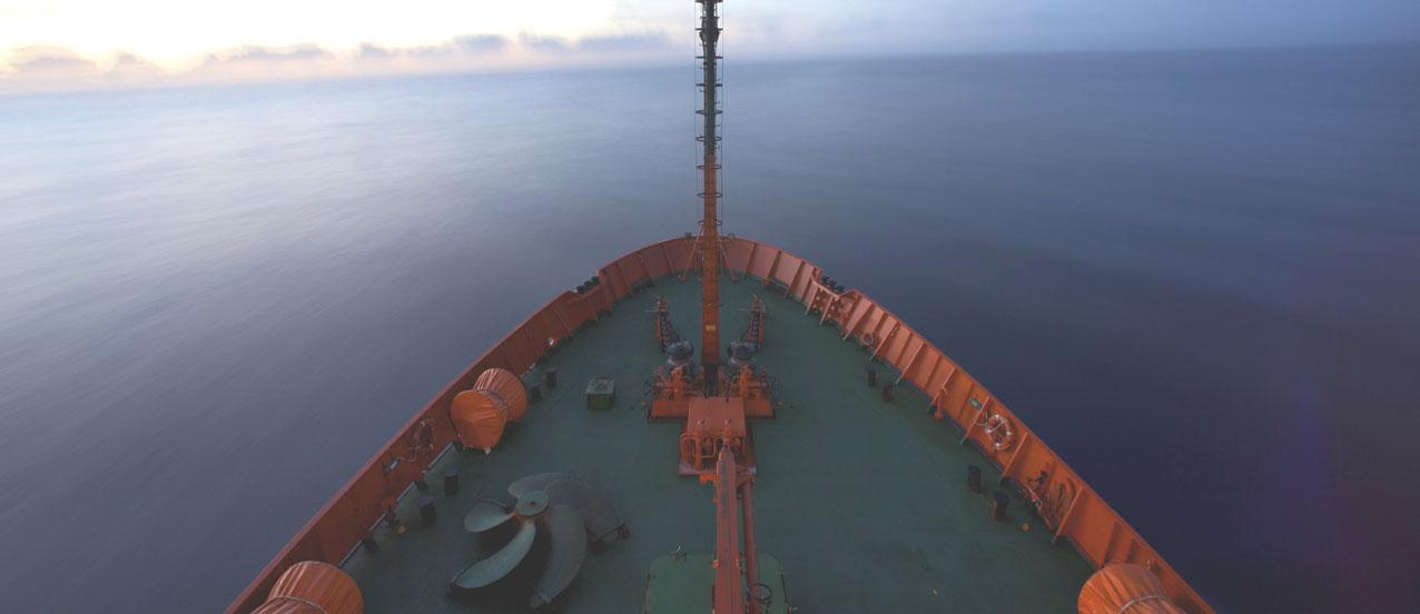 La expedición Malaspina confirma que la contaminación llega hasta las zonas más remotas del océano