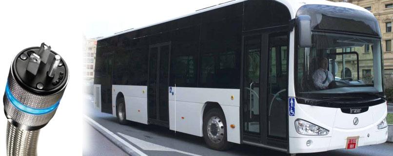 I2e. El primer autobús urbano 100% eléctrico del Grupo Irizar
