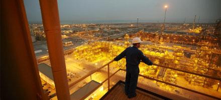 Arabia Saudí construirá el mayor complejo de gas industrial del mundo