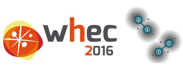Zaragoza - Conferencia Mundial de Energia del Hidrogeno  WHEC 2016