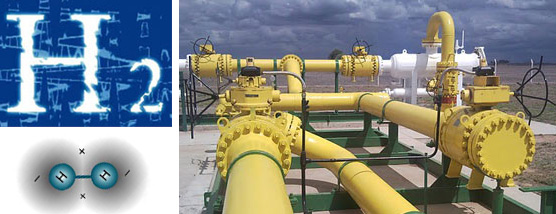Desarrollan una membrana cerámica que abarata los costes de producción de hidrógeno a partir de gas natural