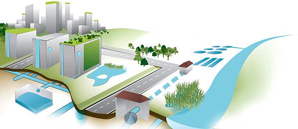 Luz y ultrasonidos para medir los niveles de contaminación en las redes de distribución de agua