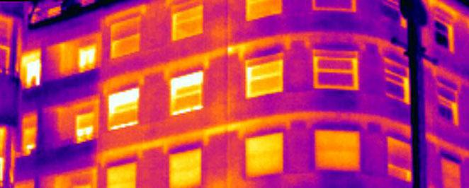 Desarrollan una herramienta para evaluar el potencial de mejora de la eficiencia energética en edificios urbanos con técnicas big data