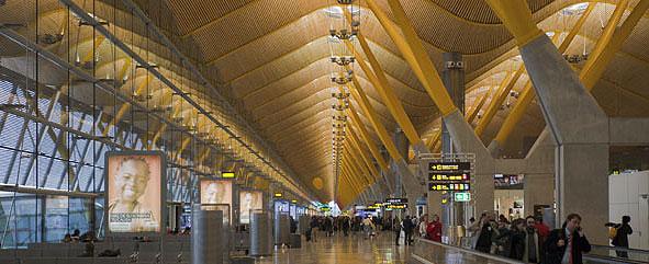 El aeropuerto Adolfo Suárez Madrid-Barajas realiza el registro de su Huella de Carbono