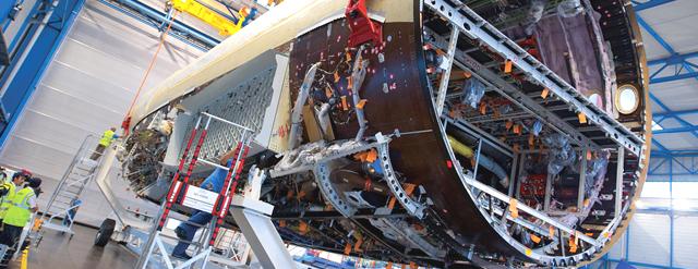 CT Ingenieros investigará nuevos desarrollos para la estructura de los futuros aviones de Airbus