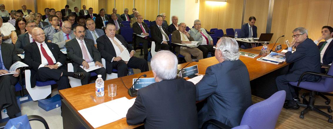 MUPITI celebra por primera vez su Asamblea General en Valencia