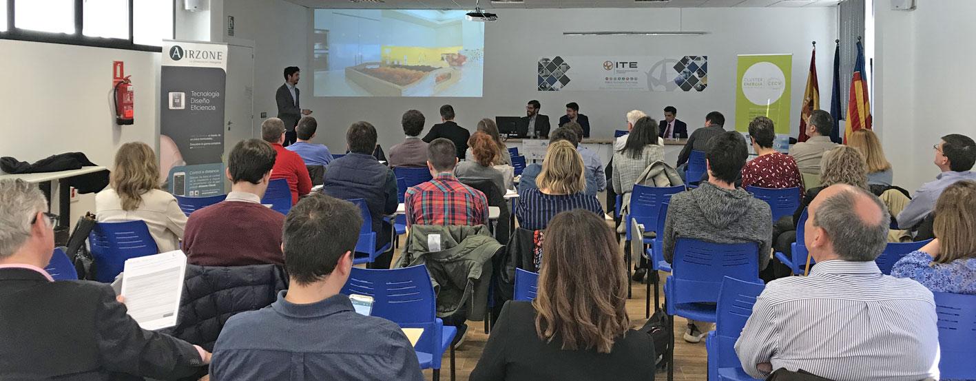 """Gran expectación en la Jornada Técnica """"Los beneficios de BIM - BREEAM® - LEED® - WELL"""" celebrada en Valencia"""