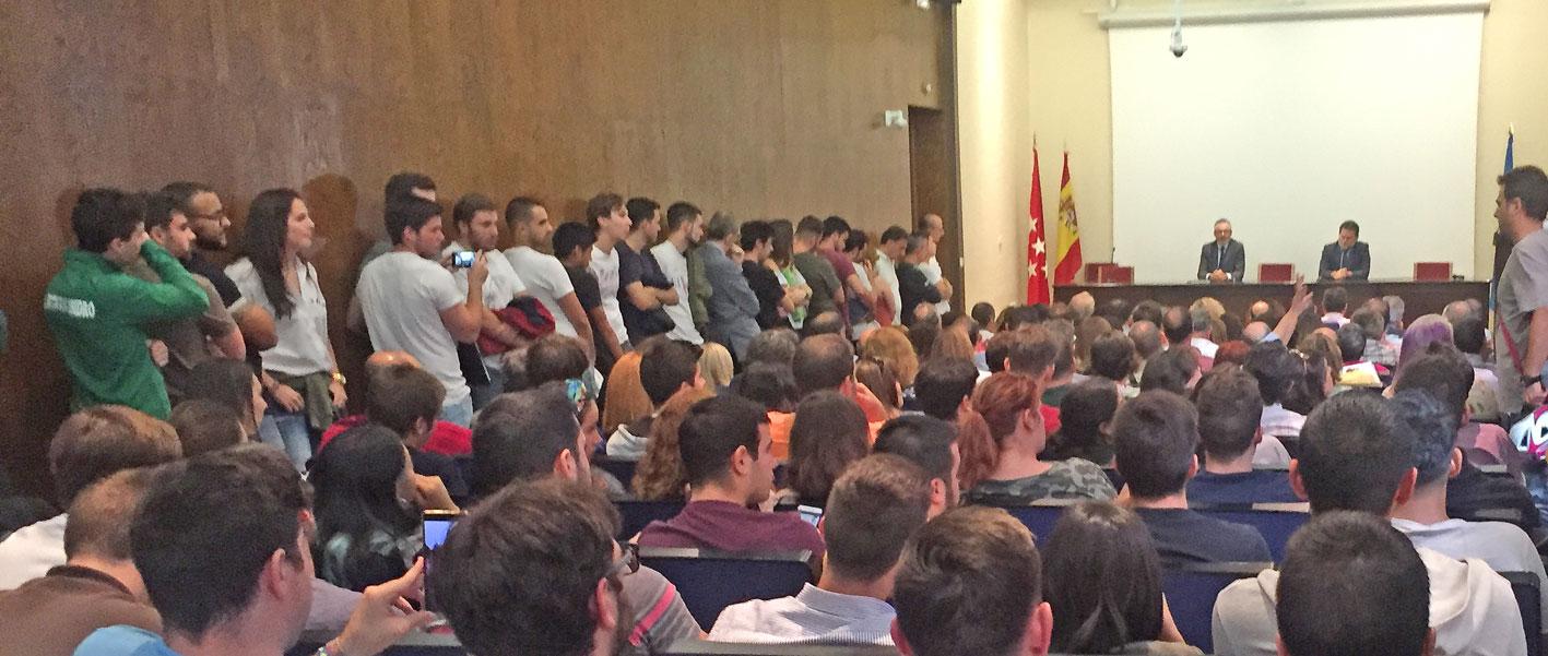 La Zona de Madrid del CITOPIC apoya a la ETS de Ingeniería Civil frente al cierre anunciado por la UPM
