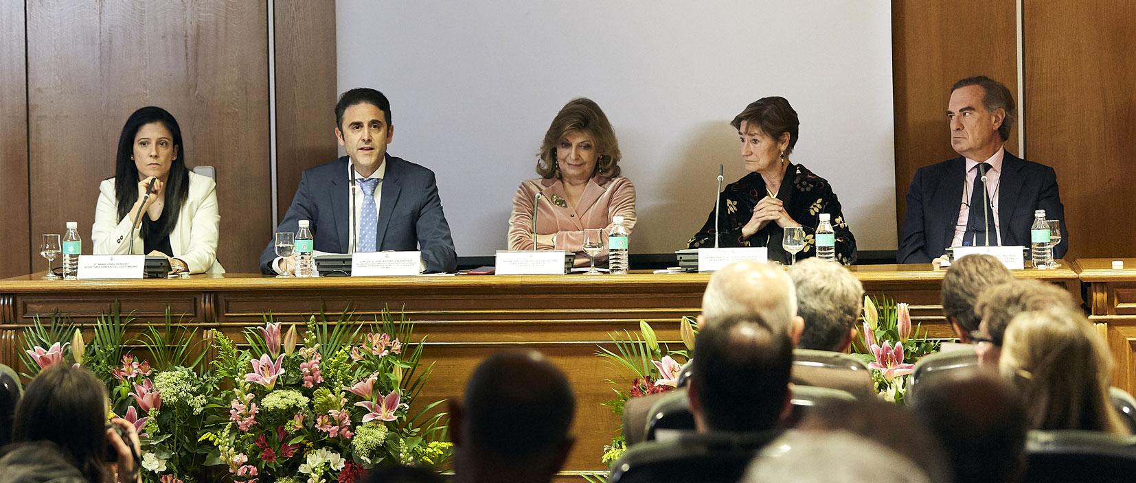 Acto Institucional de Toma de Posesión de la Junta de Gobierno del COGITIM