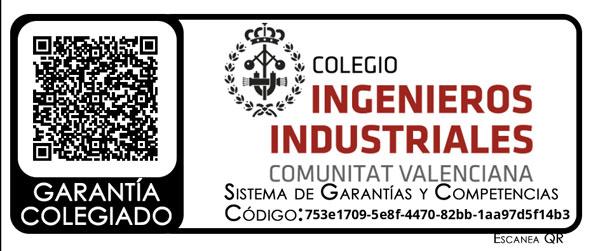 El COIICV lidera un servicio de autentificación inteligente para aumentar garantías a ciudadanos y administración
