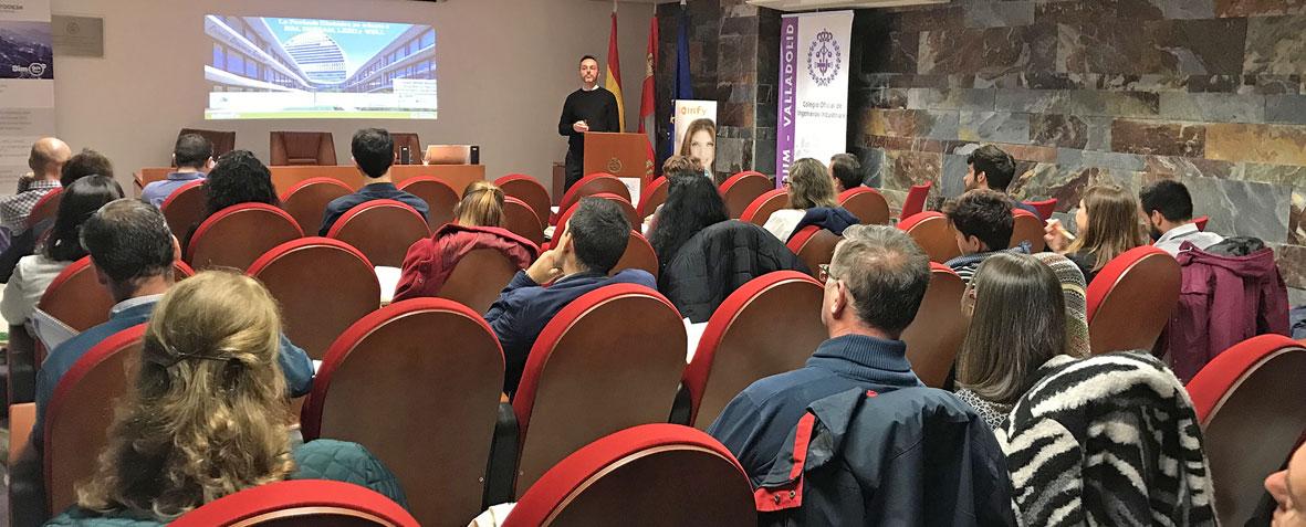El COIIM - Valladolid acogió la Jornada BioBREEAM. La metodología BIM aplicada a BREEAM® - LEED® - WELL