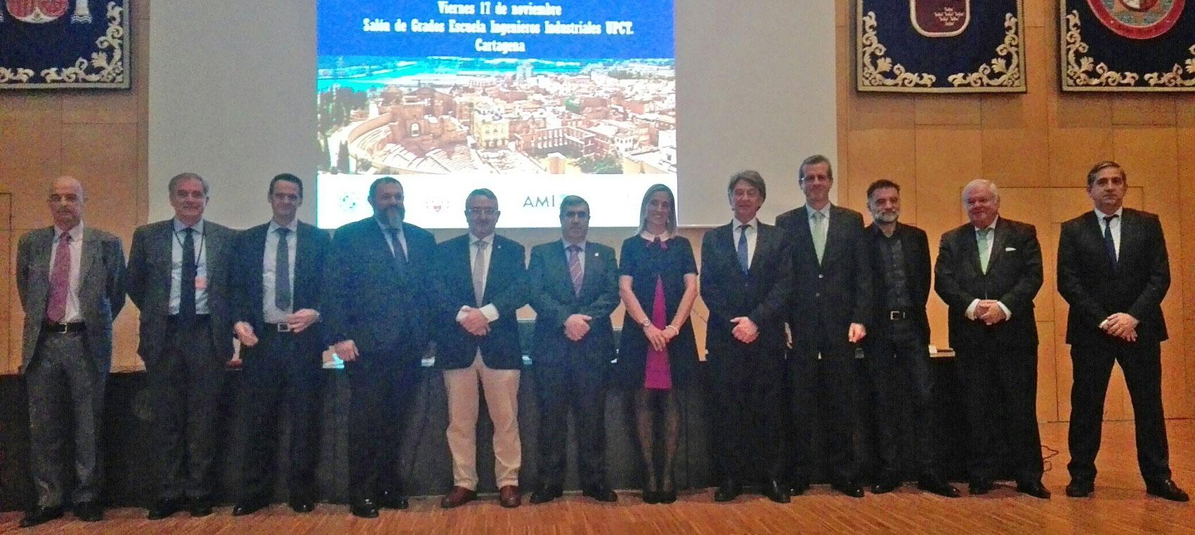 Primer encuentro entre Directores Generales de Industria y Decanos de Colegios de Ingenieros Industriales de toda España
