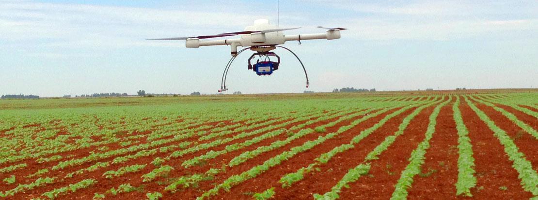Desarrollan una herramienta de realidad aumentada para facilitar la operación con drones