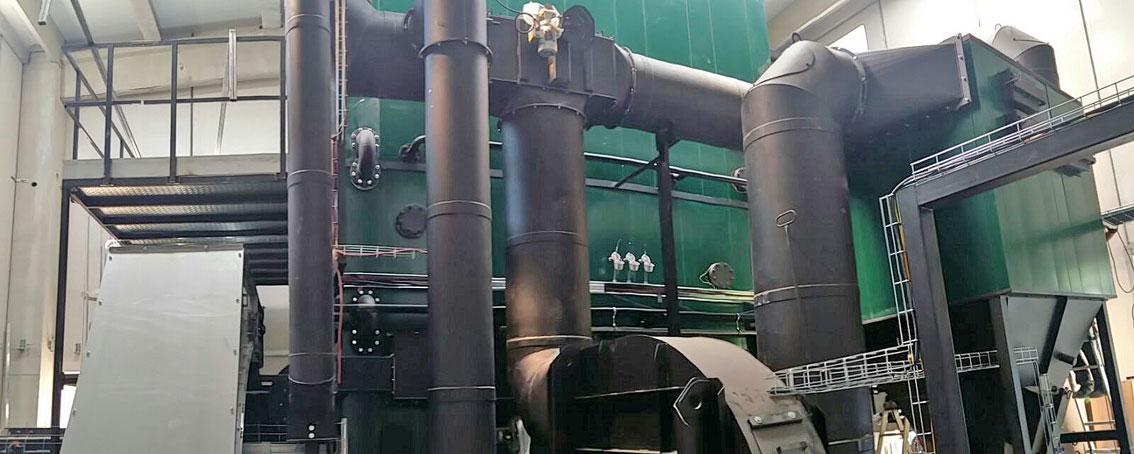 INYPSA inaugura una planta de biomasa para la producción de vapor industrial