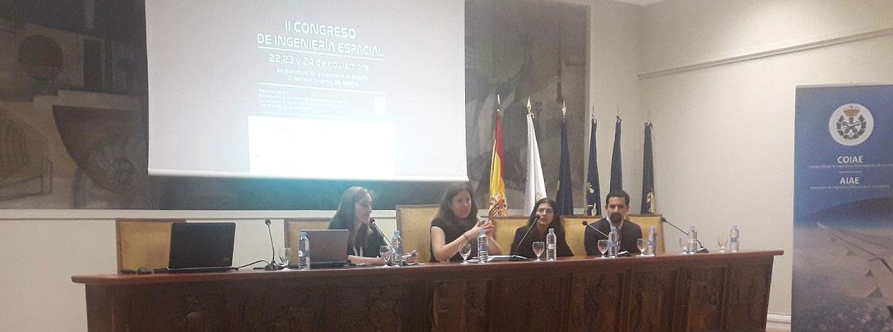 El Colegio Ingenieros Aeronáuticos de España cree imprescindible el diseño de un plan estratégico nacional aeronáutico y espacial