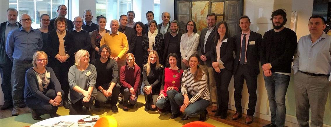 CT Ingenieros, en el consorcio europeo MATES de formación en el sector de las tecnologías marinas