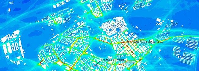 Pamplona, primera ciudad de España en disponer de una simulación en muy alta resolución de la contaminación atmosférica