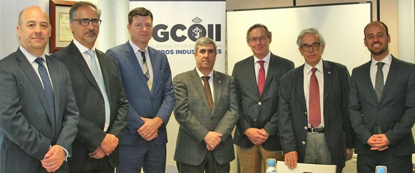 Se celebra la Cumbre hispano-lusa que ratifica el Convenio entre ingenieros industriales de ambos países