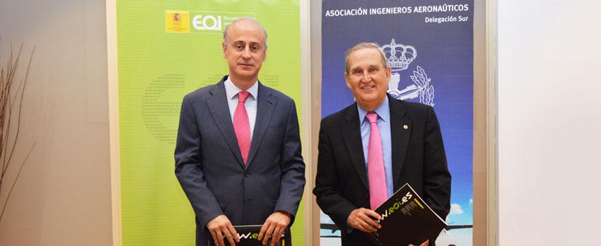 EOI y la Delegación Sur de AIAE impulsan la formación de los profesionales del sector aeronáutico en Andalucía