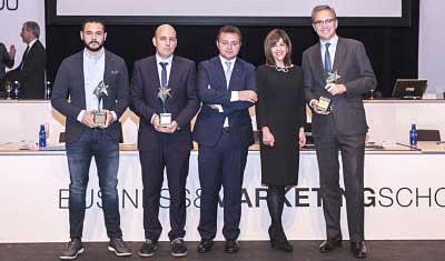 ROCKWOOL recibe el Premio Aster a la trayectoria empresarial