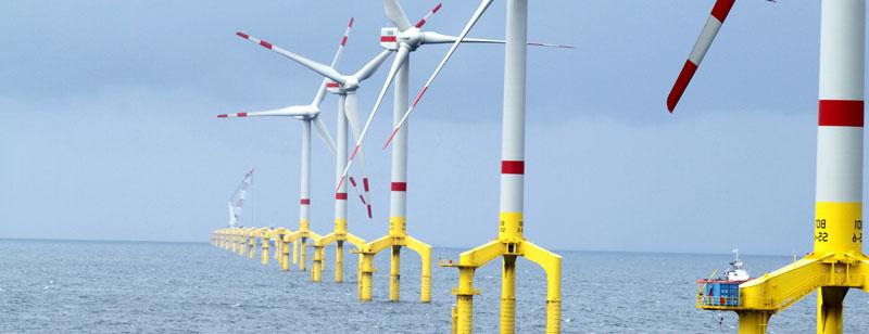 Desarrollan un nuevo sistema de aerogenerador offshore cuyo montaje y puesta en servicio pueden realizarse previamente en tierra
