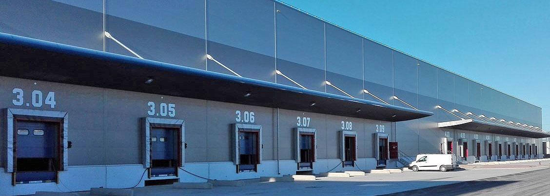 ROCKWOOL aísla térmica y acústicamente la nueva nave logística del operador FM Logistic