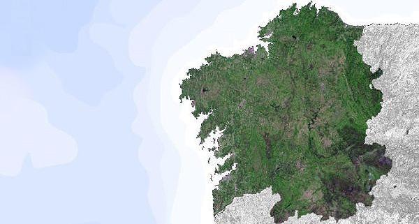 La plataforma 'Tierra 3' se encargará de la semi-automatización de la cartografía de la ocupación del suelo de Galicia