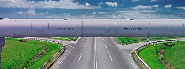 El equipo español de la Fundación Universidad-Empresa finalista en la competición mundial de Hyperloop One