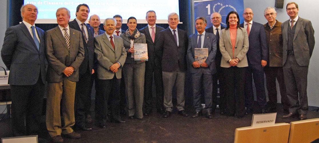 Los Ingenieros Industriales de Cantabria cierran la celebración de su Centenario con un acto de presentación