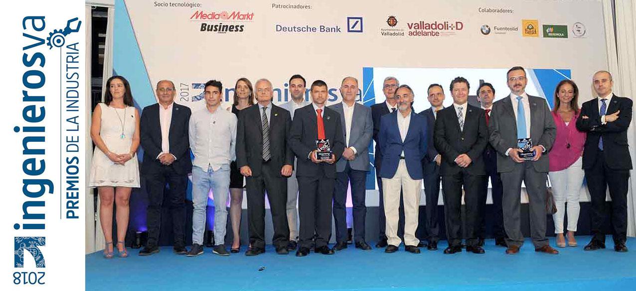 LA Escuela de Ingenierías Industriales de Valladolid acogerá los II Premios ingenierosVA de la Industria