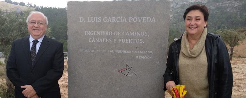 AVINCO entrega el Premio al Ingeniero del Año 2018 a Luis García Poveda