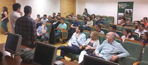 I Encuentro de Ingenieros Agrónomos titulados en el Campus de Huesca