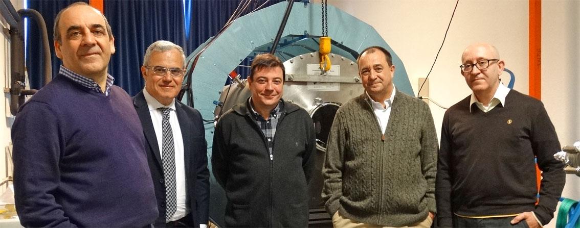 Investigadores de la Universidad Politécnica de Madrid patentan un motor por plasma para propulsar satélites espaciales