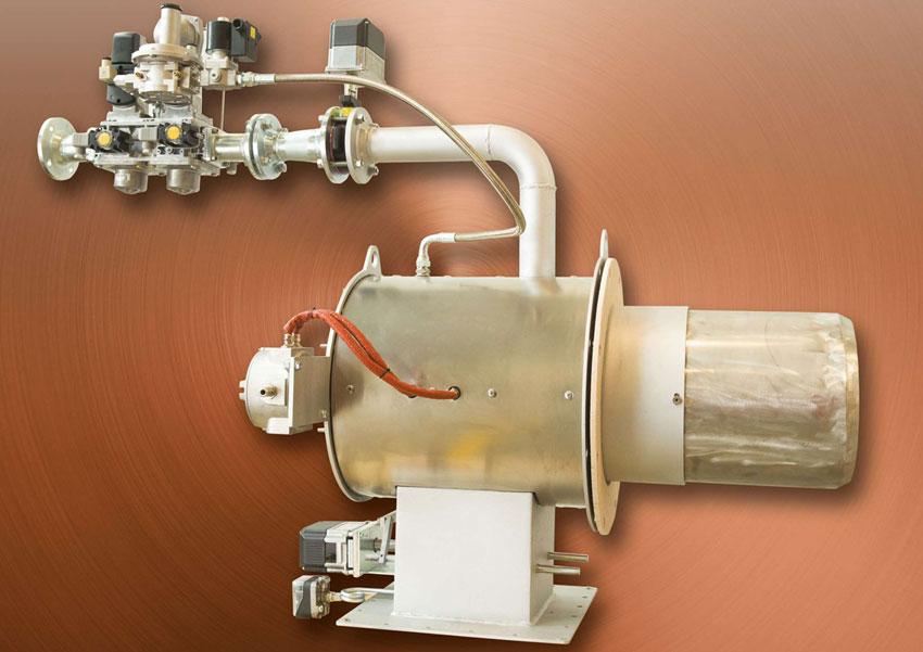 E&M Combustión lanza el nuevo Quemador de Gas JBD-PA para aire precalentado