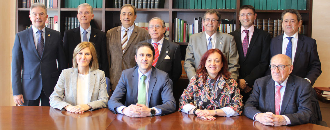 José Antonio Galdón Ruiz, reelegido presidente del Consejo General de la Ingeniería Técnica Industrial de España