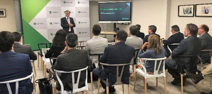 Lexmark impulsa las tecnologías de impresión para la Industria 4.0 en España
