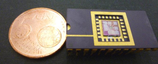 Crean un microsensor alimentado por energía residual capaz de detectar problemas respiratorios