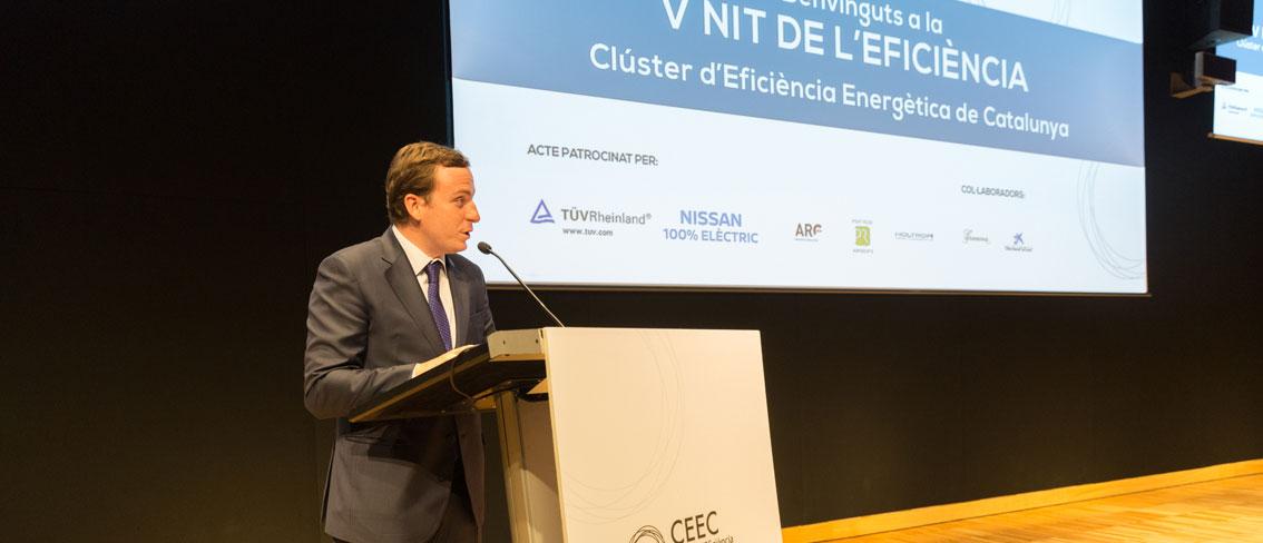 El Clúster de Eficiencia Energética de Cataluña premia el talento académico en la V Nit de l'Eficiència