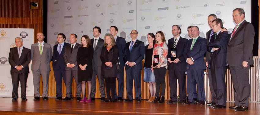 La Asociación de Ingenieros Industriales de Galicia falla los Premios Galicia Energía 2016