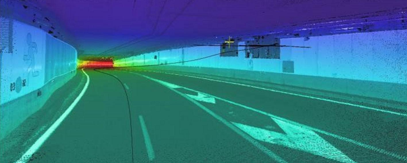 Los túneles de Madrid dejan de ser 'invisibles'