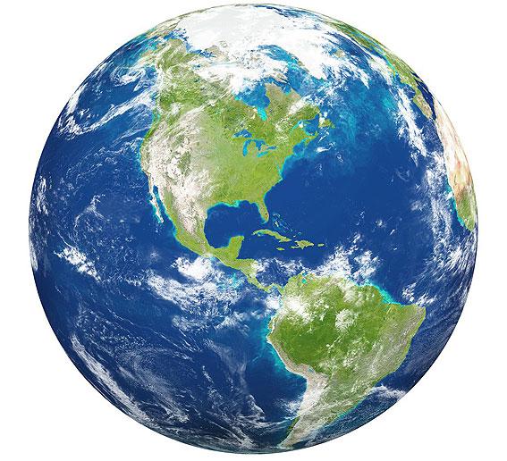 Nuestra biosfera reduce su capacidad de absorción de CO2 atmosférico