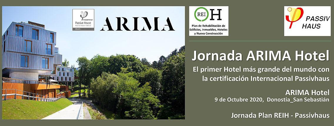 Jornada ARIMA Hotel - Lets Go Passive